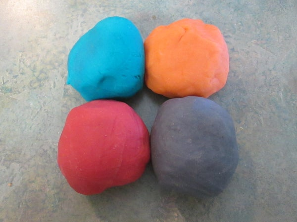DIY Kool-Aid Play Dough