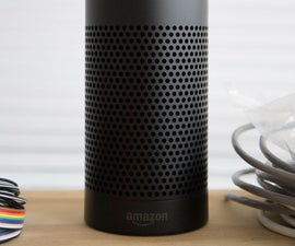 Home Automation With Amazon Echo Voice Control