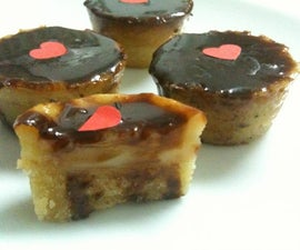 Caramel Chocolte Tart
