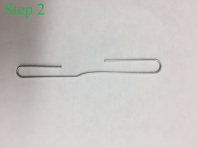 Bending the Paperclips