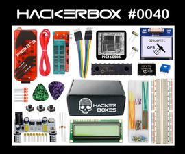 HackerBox 0040: PIC of Destiny