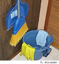 Picture of Cleaning Up