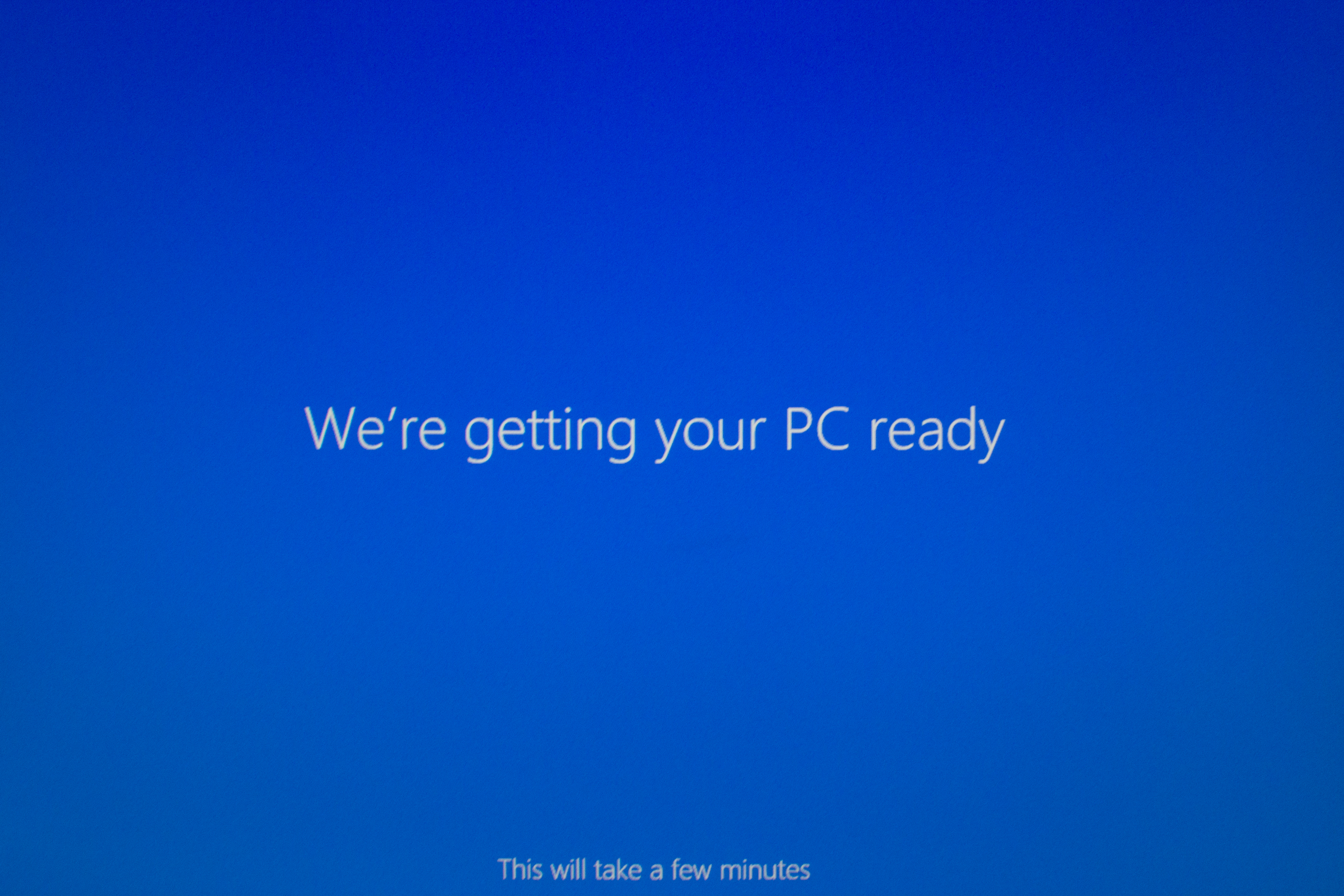 Picture of Configure Windows Settings