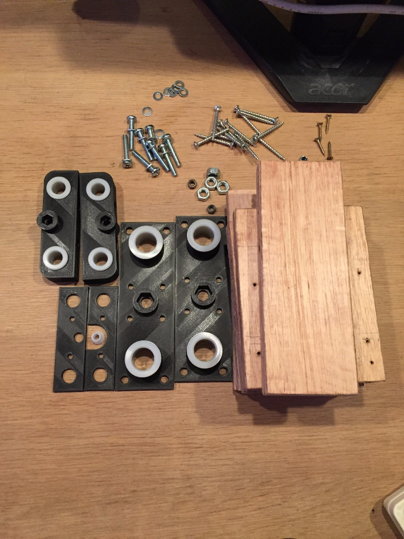 Picture of Z-block Assembly