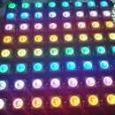 Table Gadget With 8x8 LED RGB Matrix and Arduino Uno