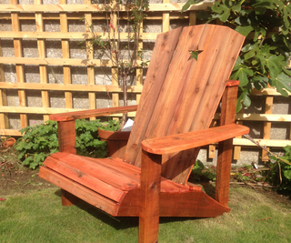 Build Your Own Adirondack Chair Plans