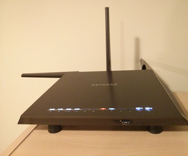 Install and Configure a DD-WRT Kong Router