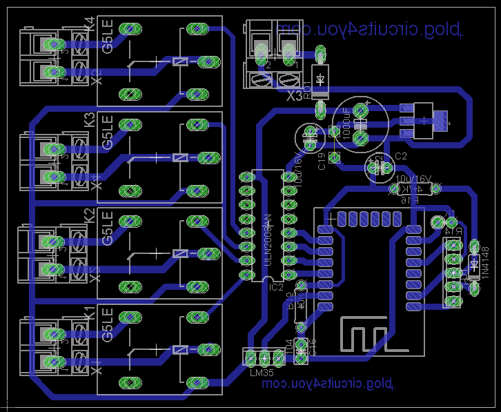 Picture of Build PCB From Layout