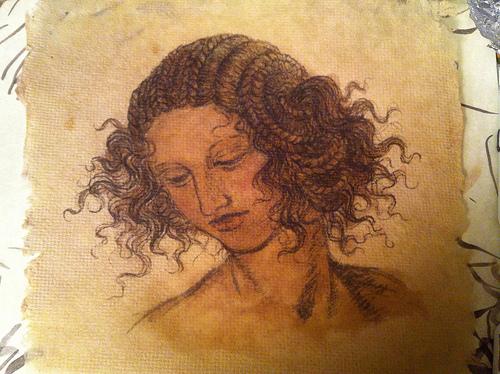 Picture of Leda's Portrait