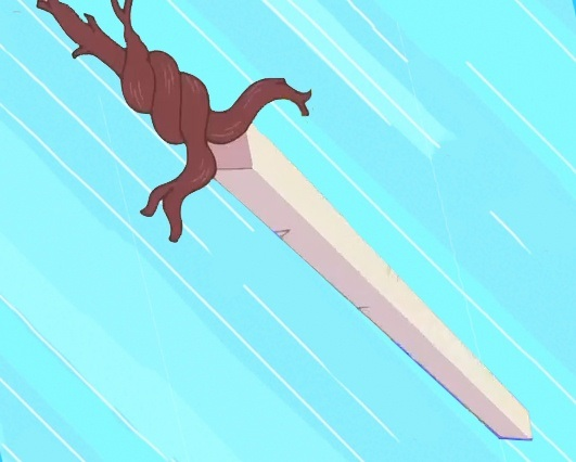 Picture of Adventure Time Finn's Root Sword