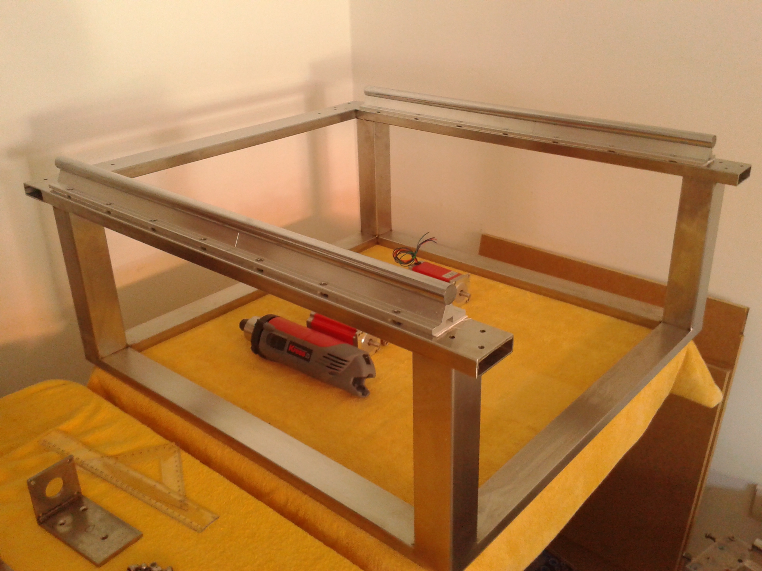 Picture of Y Axis - Guide System