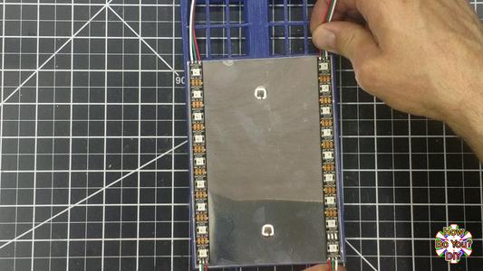 Adding the LEDs