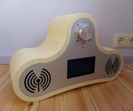 Build your own Wifi radio