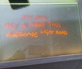 Glass Board