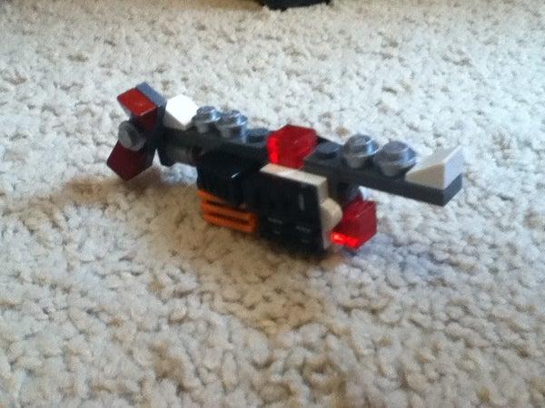 Lego Transformer Switchblade