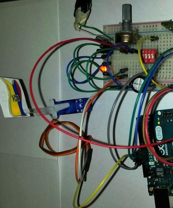 ArduinoUNO, Bluetooth Y Control De Servomotor