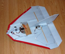 "Build a ""Warp"", a full-contact combat RC aircraft."
