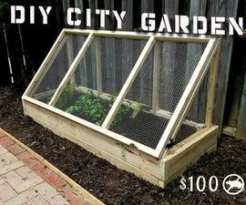 $100 City Proof Garden