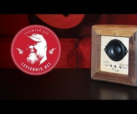 Make a guitar/MP3 player amplifier from a TRASH AMPS kit