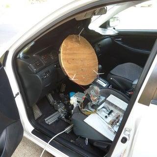 Full Size RC Car