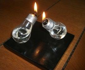 DIY Oyule Lamp