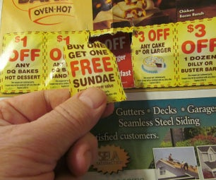 Clip Coupons Without Tools!