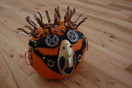 Steampunk Pumpkin 2009