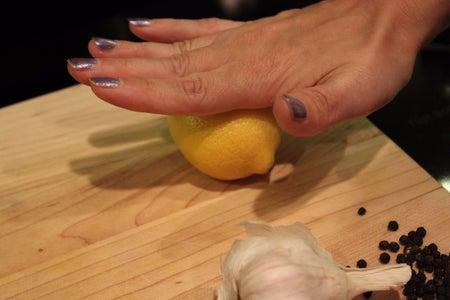 Infusing: Cut, Peel, Bruise
