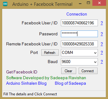 Picture of Connecting Arduino to Facebook