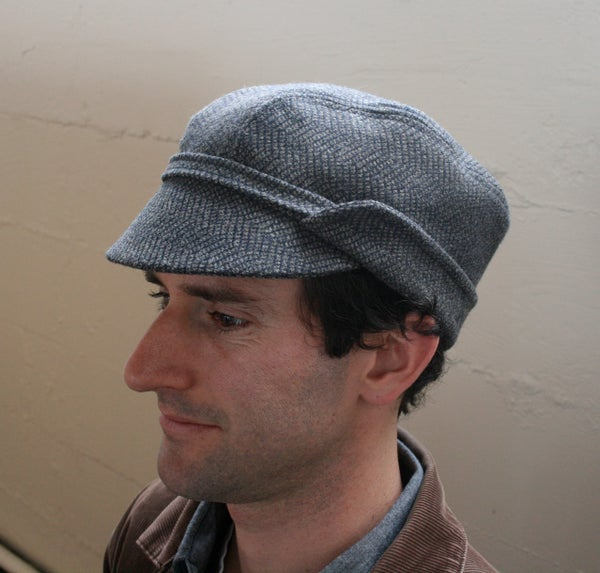 Checkpoint Charlie Hat