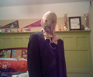 Batman Begins Scarecrow Mask How To