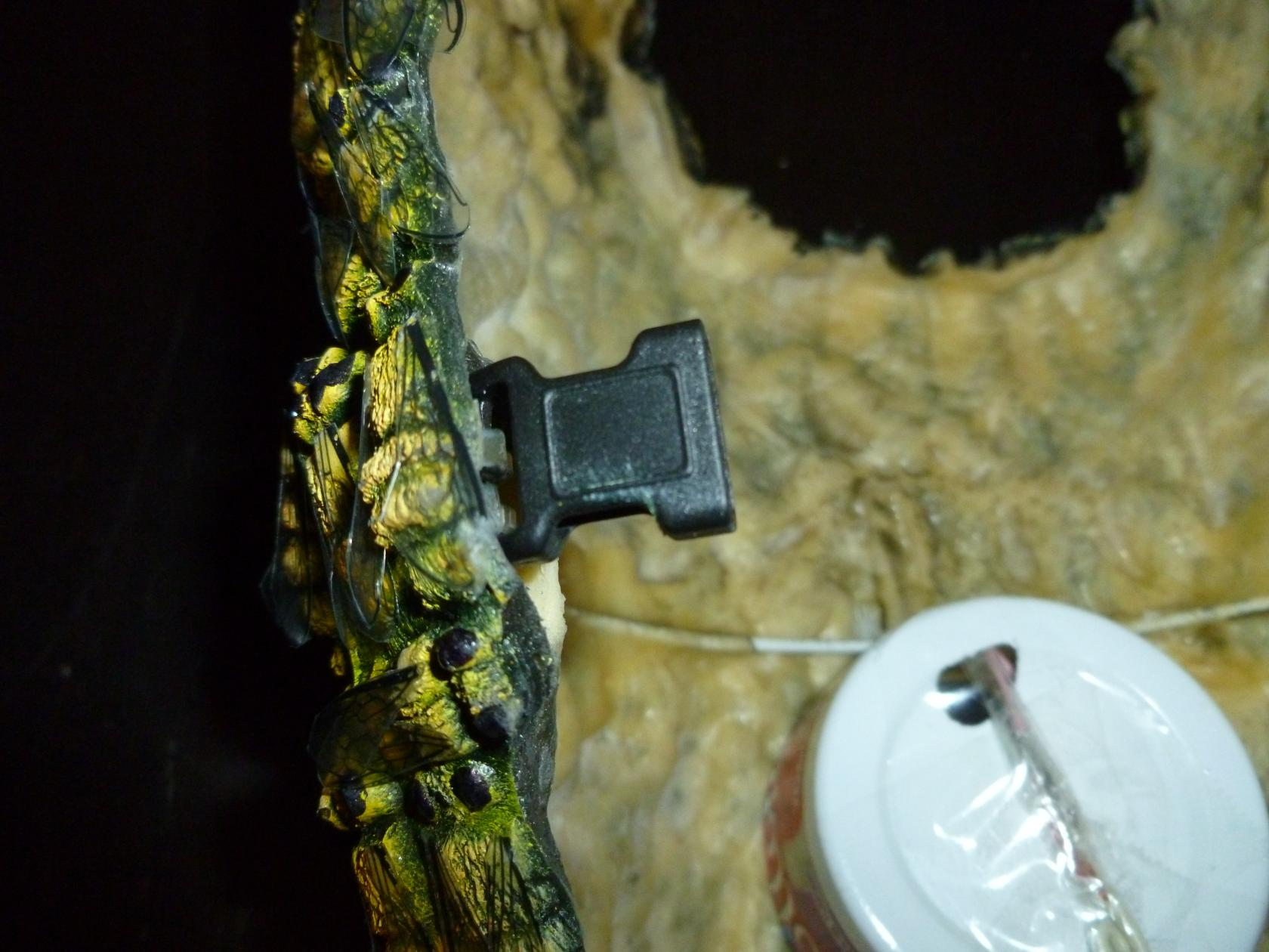 Picture of Connecting the Speaker, Adding a Strap