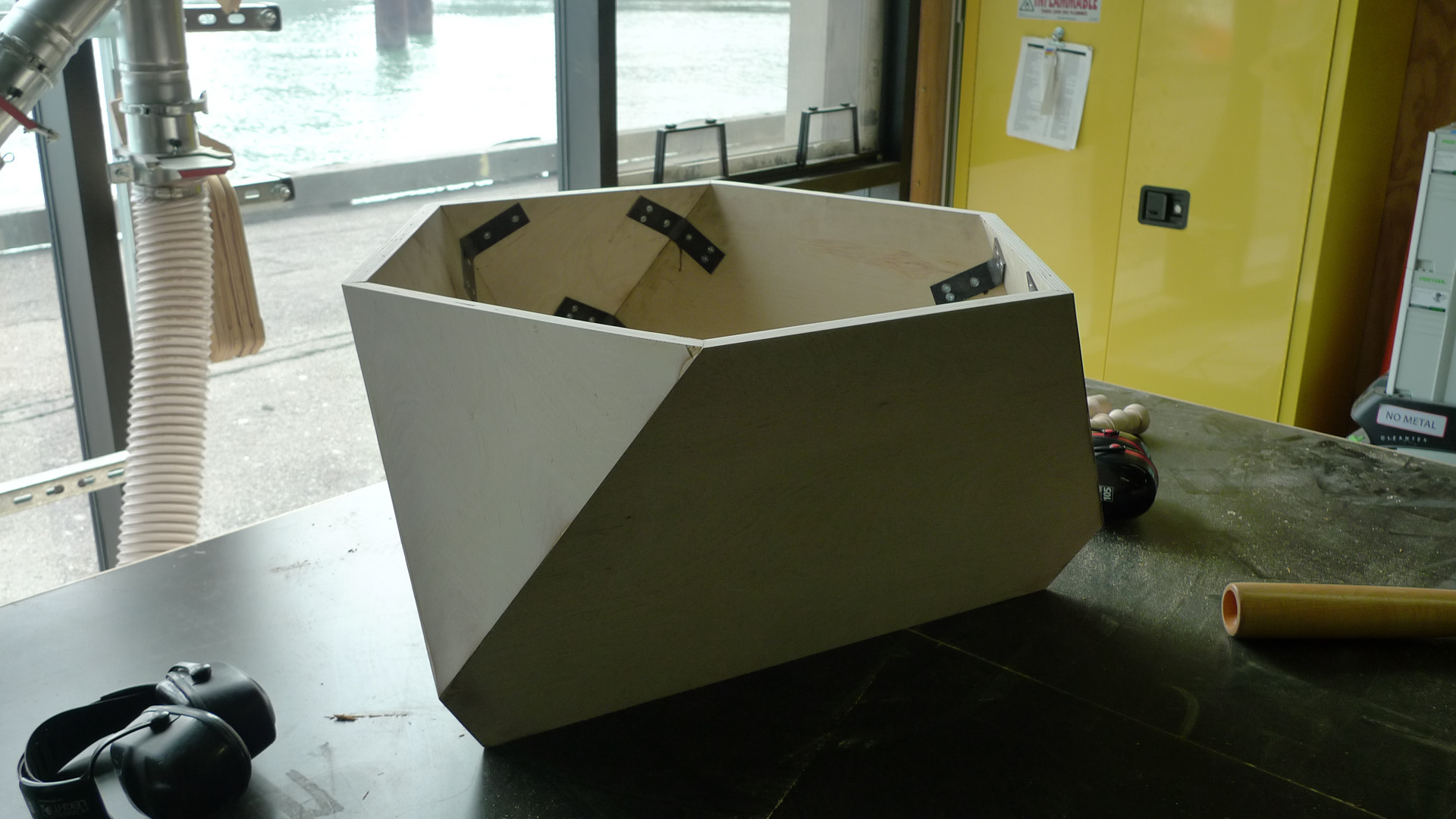 Picture of Base Assembly Finished