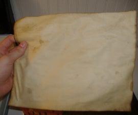 Tea paper or Parchment paper