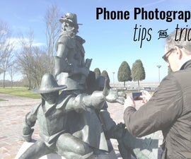 Phone Photography: Tips and Tricks