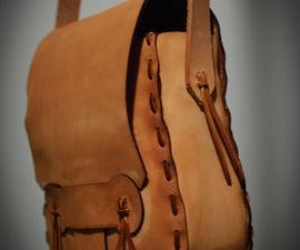 Simple Leather Purse