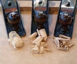 Tuning a Hand Plane