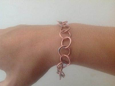 Craft a Chain Link Bracelet!