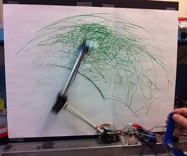 Robotic Arm with Servo Motors