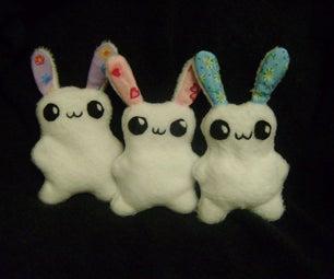 Juggling Snuggling Rabbits
