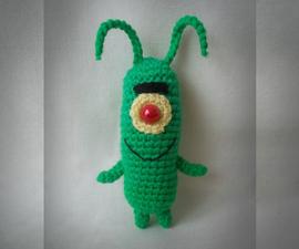 Crochet Plankton