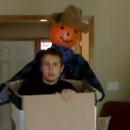scarecrow illusion costume