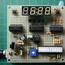 60Hz Arduino Clock