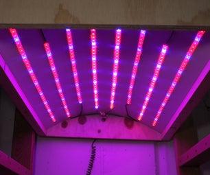 DIY LED Grow Light