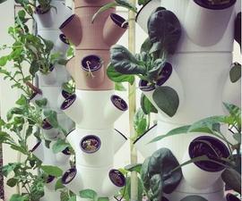 3D Printed Modular Hydroponic Garden