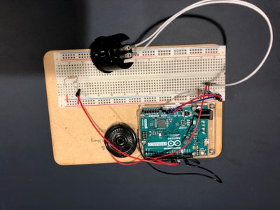 Step One: Put Everything on a Breadboard.