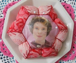 Dolores Umbridge Pin Cushion