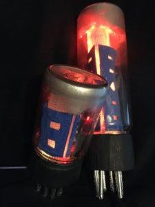 Giant Electronic Vacuum Tube