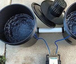 DWC Hydroponics Growing System