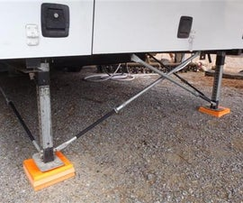 RV Stabilizer Rods